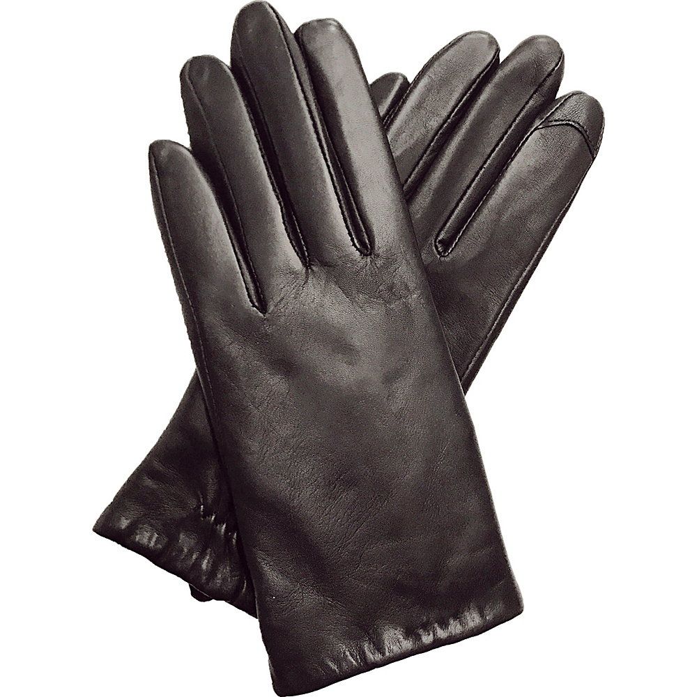 Tanners Avenue Texting Leather Gloves Espresso Brown Medium Tanners Avenue Hats Gloves Scarves
