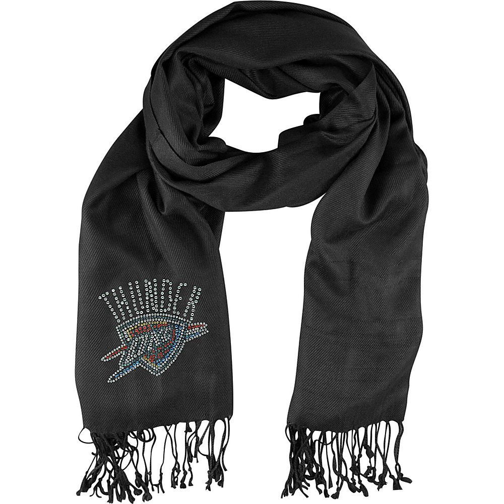 Littlearth Pashi Fan Scarf - NBA Teams Oklahoma City Thunder - Littlearth Hats/Gloves/Scarves - Fashion Accessories, Hats/Gloves/Scarves