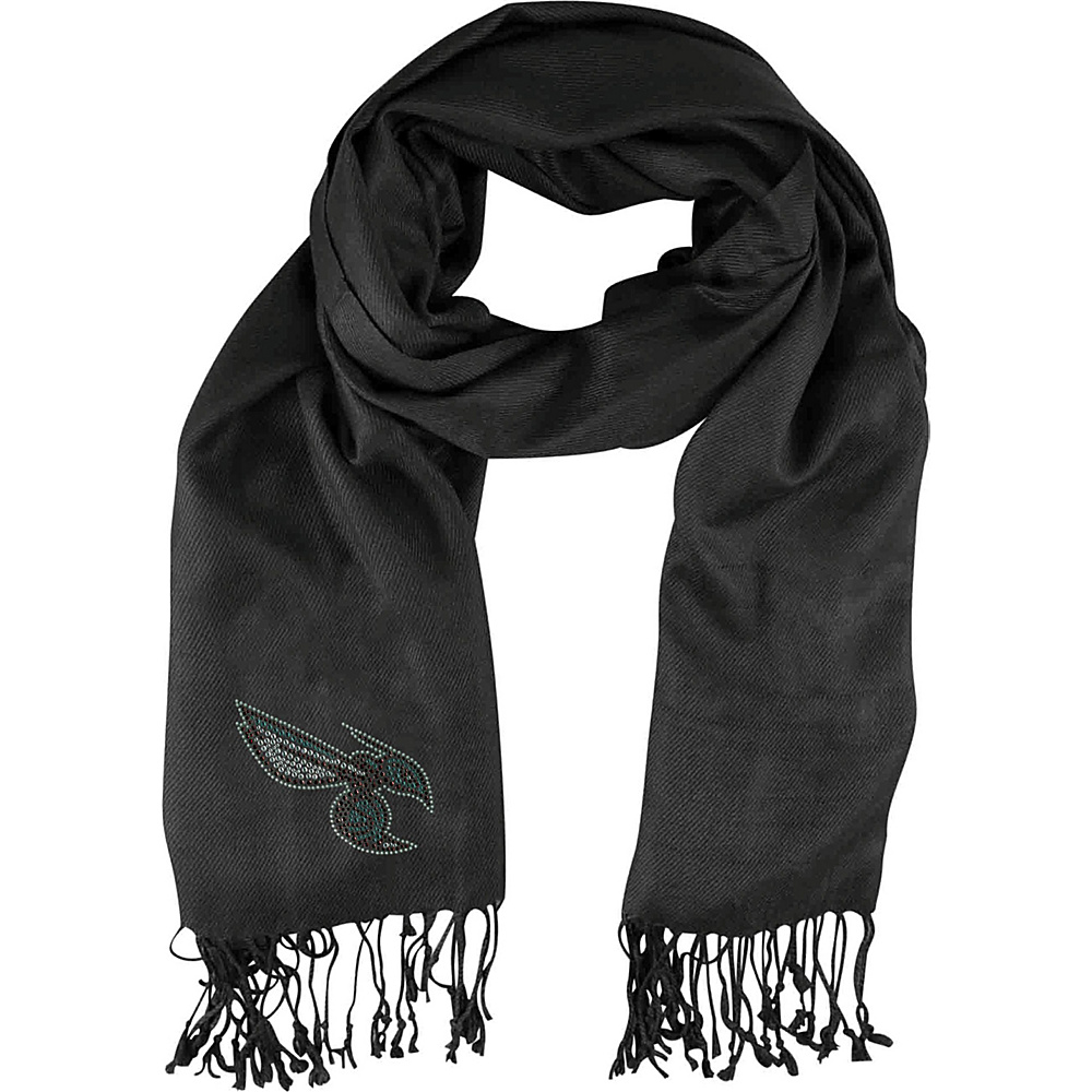 Littlearth Pashi Fan Scarf - NBA Teams Charlotte Hornets - Littlearth Hats/Gloves/Scarves - Fashion Accessories, Hats/Gloves/Scarves