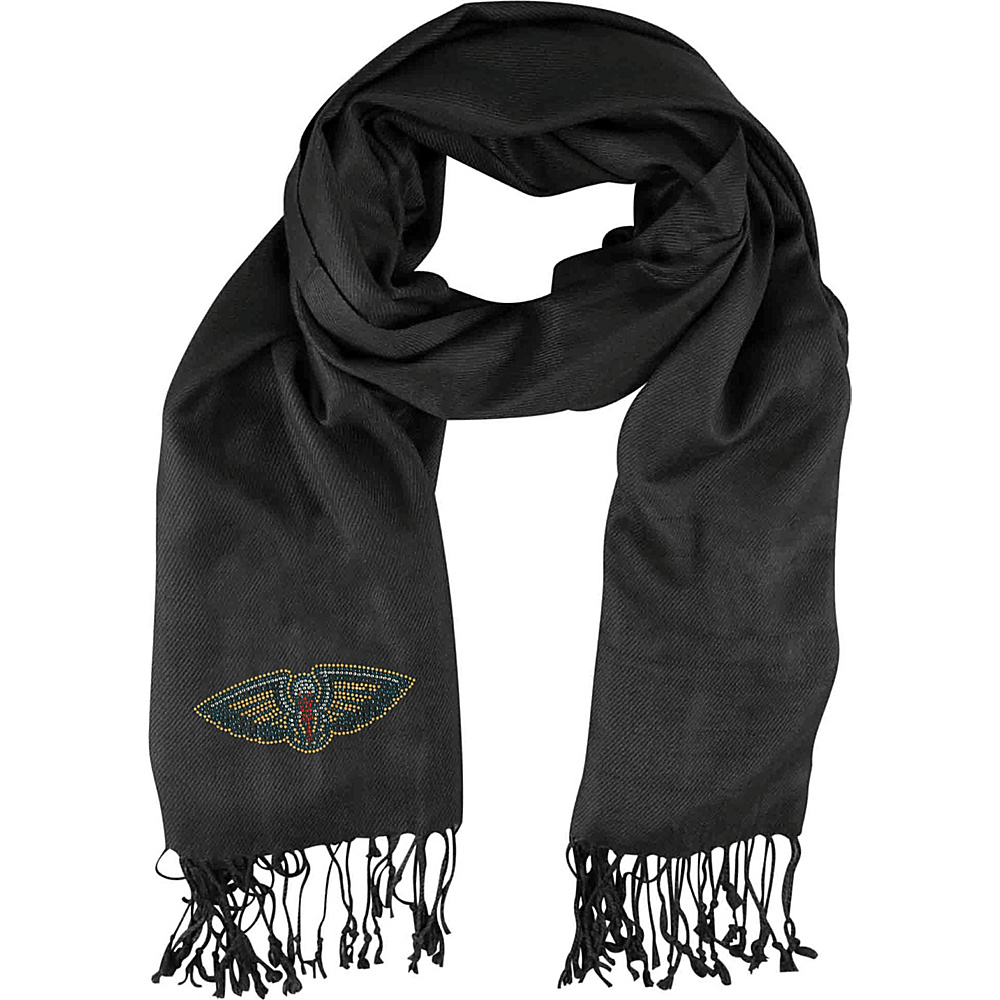 Littlearth Pashi Fan Scarf - NBA Teams New Orleans Pelicans - Littlearth Hats/Gloves/Scarves - Fashion Accessories, Hats/Gloves/Scarves