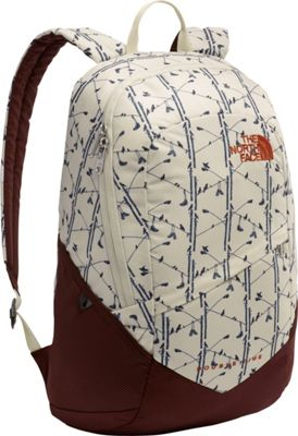 The North Face Double Time Backpack Vintage White - The North Face Everyday Backpacks