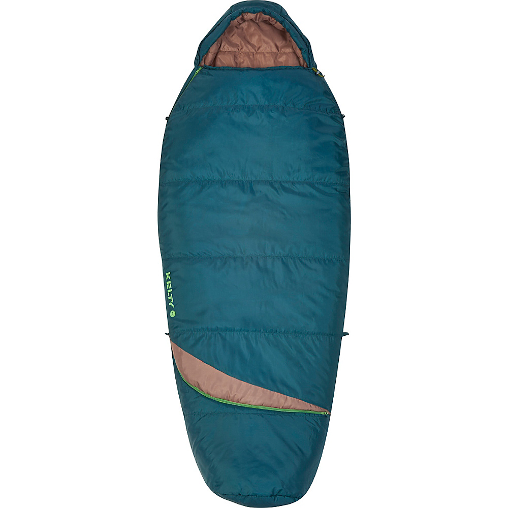 Kelty Tuck EX 40 Degree ThermaPro RH Sleeping Bag Ponderosa Pine Regular Kelty Outdoor Accessories