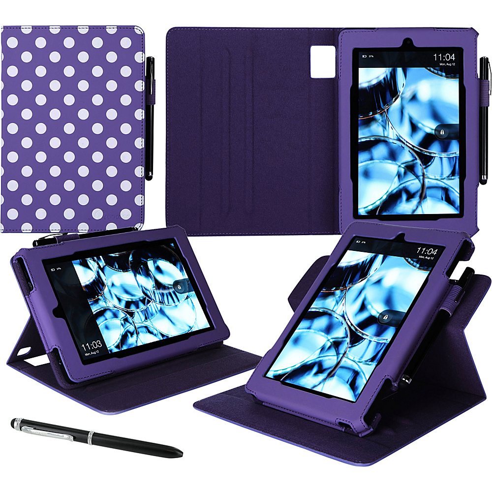 Roocase amazon kindle fire hd7 2015 case dual view for Amazon casa