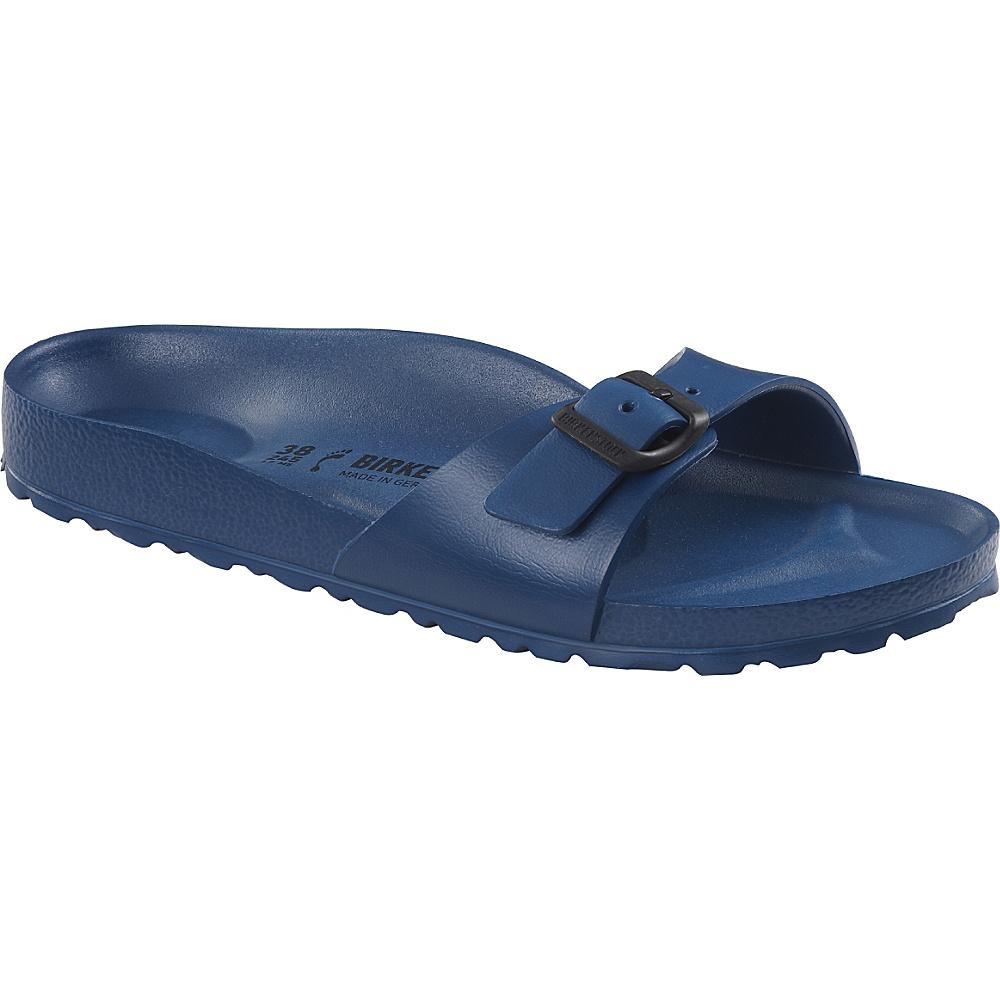 Birkenstock Madrid Essentials 38 US Women s 7 7.5 M Regular Medium Navy Birkenstock Women s Footwear