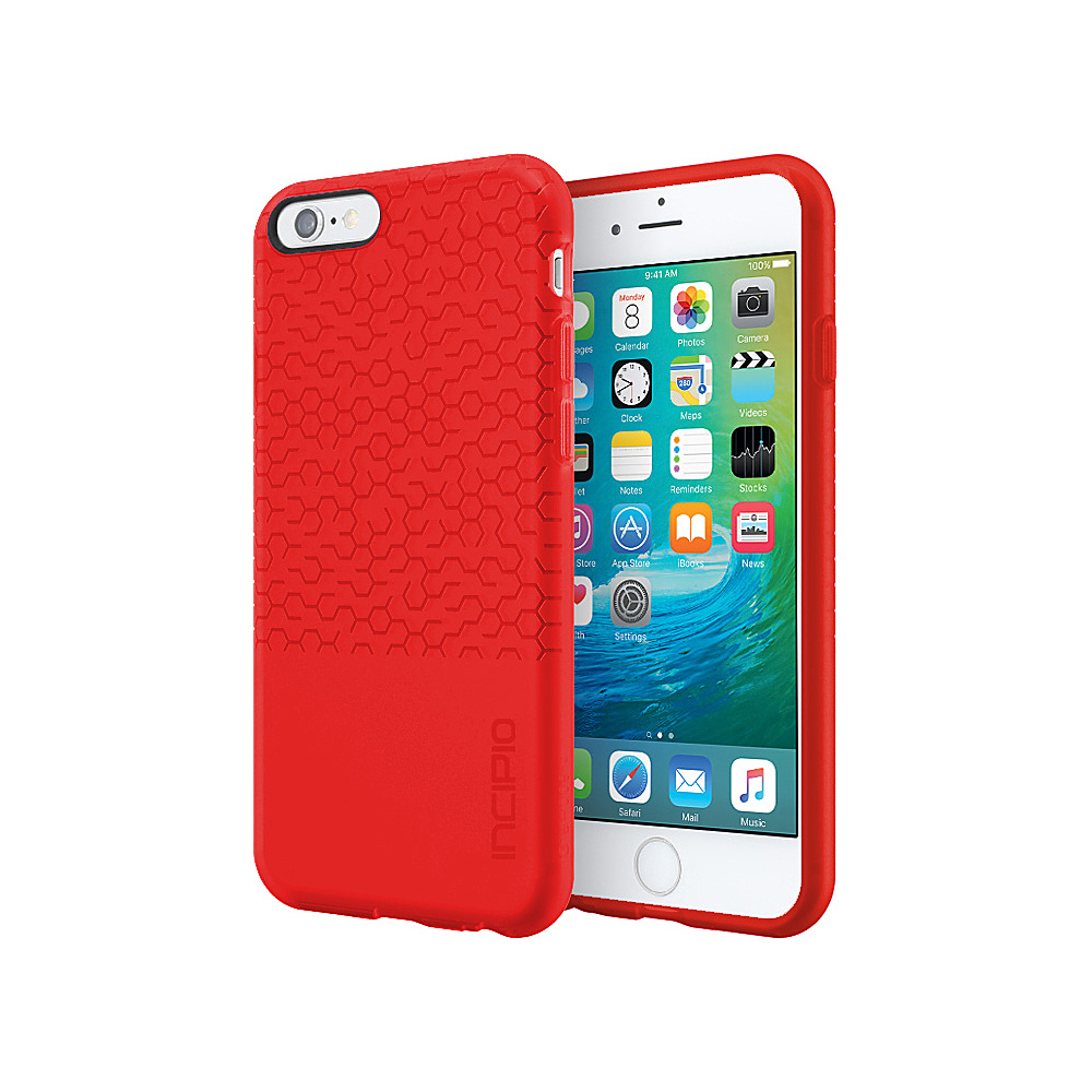 Incipio Tension Block for iPhone 6/6s Red - Incipio Electronic Cases - Technology, Electronic Cases