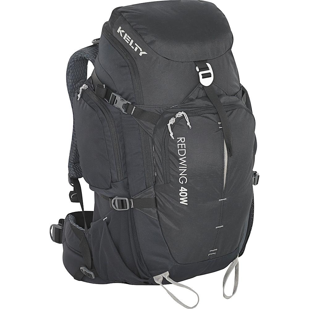 Kelty Redwing 40 Women's Hiking Backpack Black - Kelty Backpacking Packs