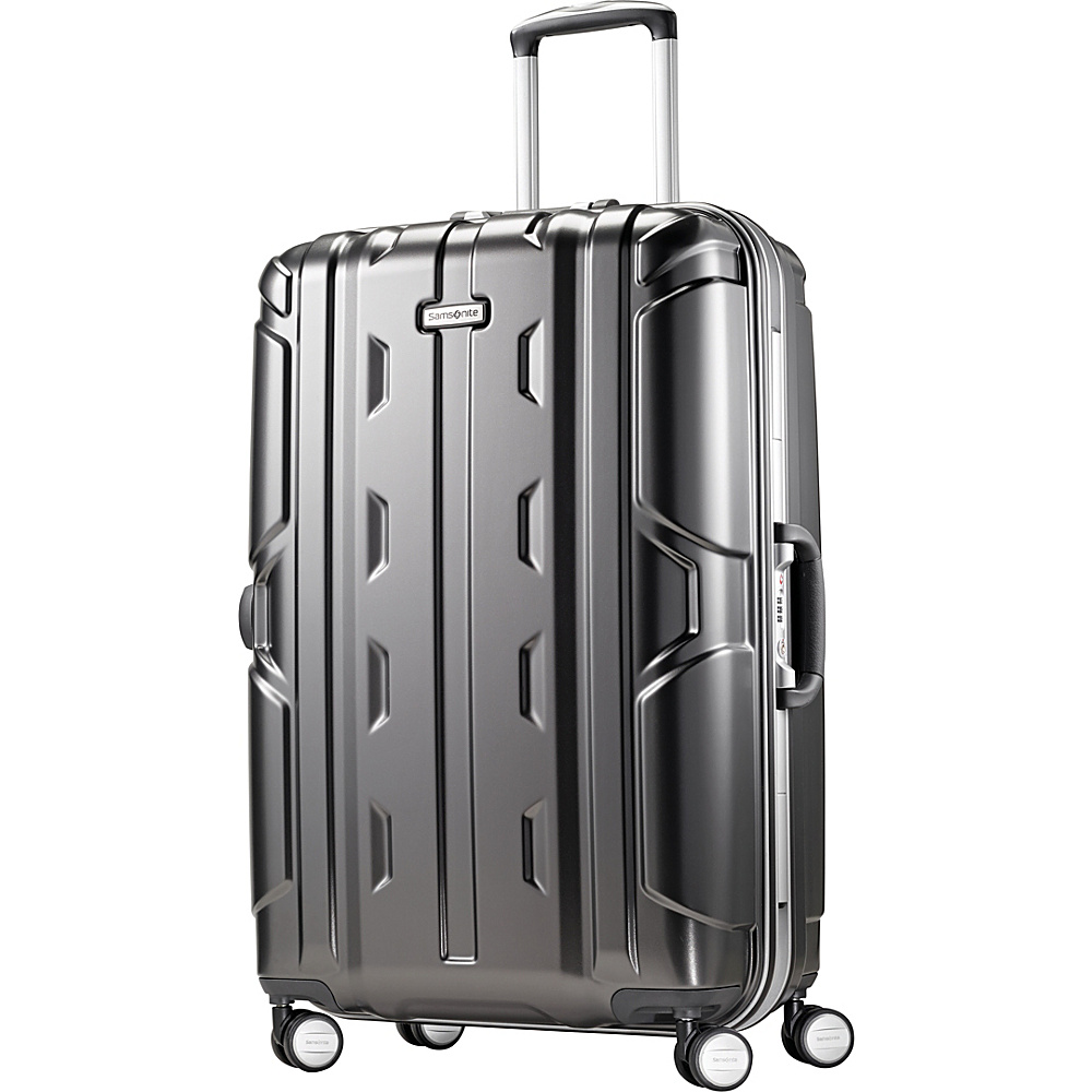 Samsonite Cruisair DLX Hardside Spinner 26 Anthracite Samsonite Hardside Checked