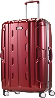 Samsonite Cruisair DLX Hardside Spinner 26 Burgundy - Samsonite Hardside Luggage