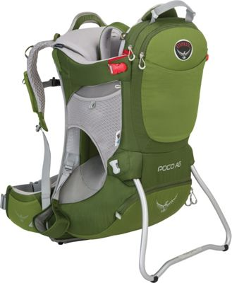 Osprey Poco AG Child Carrier Ivy Green - Osprey Baby Carriers
