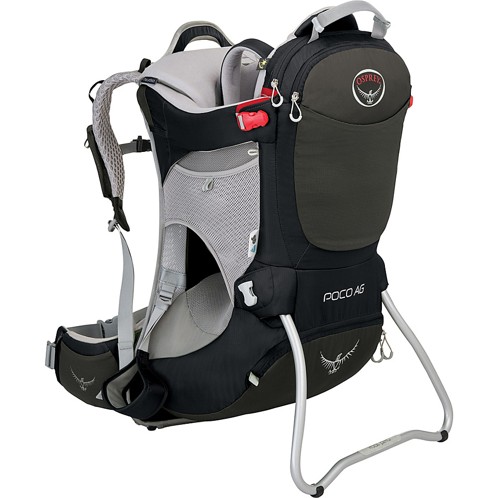 Osprey Poco AG Child Carrier Black - Osprey Baby Carriers - Outdoor, Baby Carriers