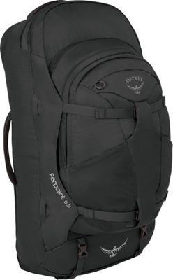 Osprey Farpoint 55 Travel Laptop Backpack Volcanic Grey -...