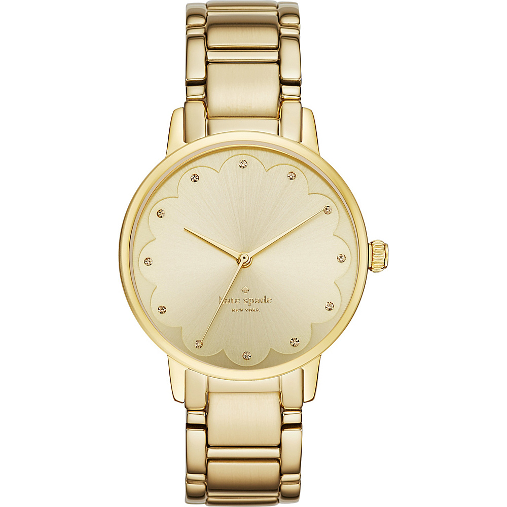 kate spade watches Gramercy Scalloped Watch Gold kate spade watches Watches
