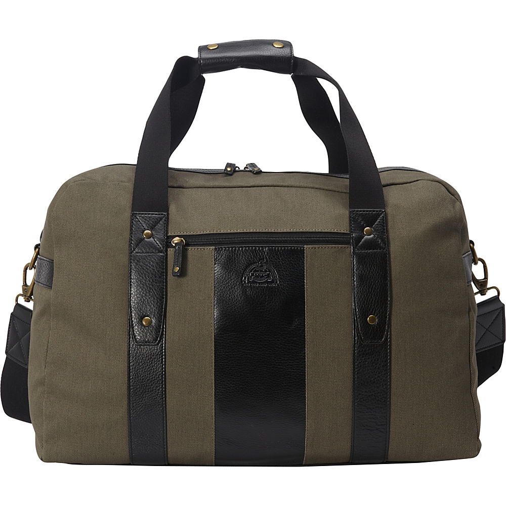Dopp Hampton Carry All Duffel Olive Dopp Travel Duffels