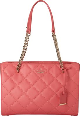 kate spade new york Emerson Place Small Phoebe Warm Guava - kate spade new york Designer Handbags