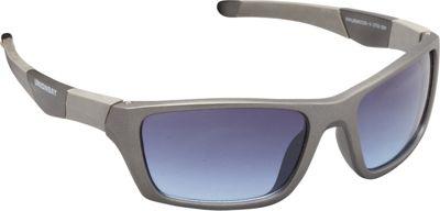 Unionbay Eyewear Sporty Rectangle Sunglasses Grey - Unionbay Eyewear Sunglasses