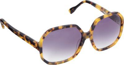 Elie Tahari Sunglasses Geometric Glamour Sunglasses Tokyo Tortoise - Elie Tahari Sunglasses Sunglasses