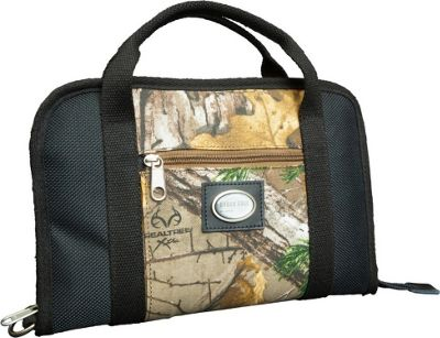 Canyon Outback Urban Edge Wyatt Realtree Xtra Tactical Pistol Case Realtree Camo - Canyon Outback Other Sports Bags