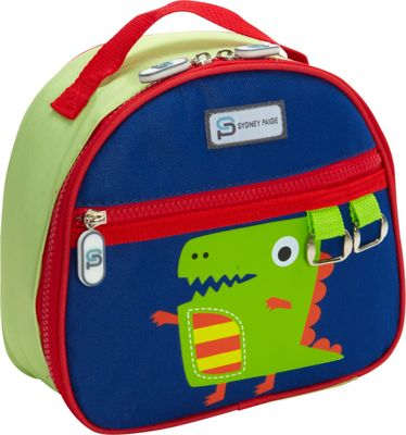 Sydney Paige Buy One/Give One Lunch Bag Dino - Sydney Paige Travel Coolers