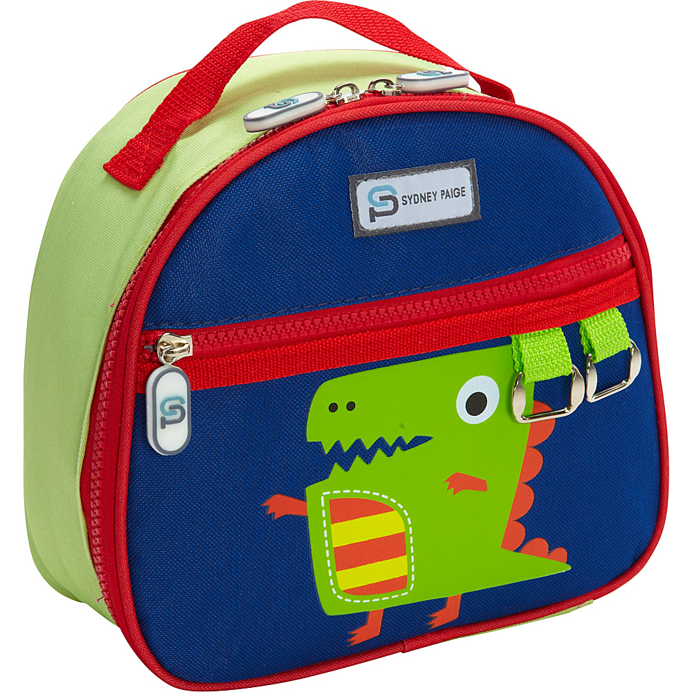 Sydney Paige Buy One Give One Lunch Bag Dino Sydney Paige Travel Coolers