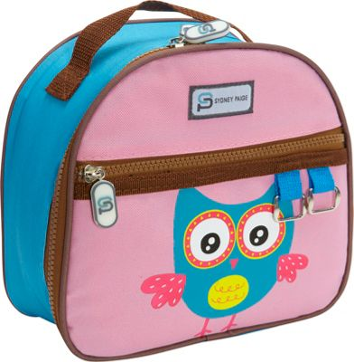 Sydney Paige Buy One/Give One Lunch Bag Owl - Sydney Paige Travel Coolers