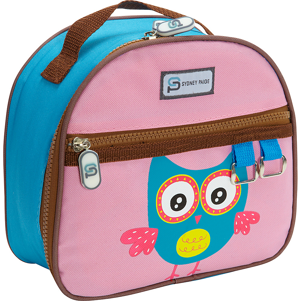 Sydney Paige Buy One Give One Lunch Bag Owl Sydney Paige Travel Coolers