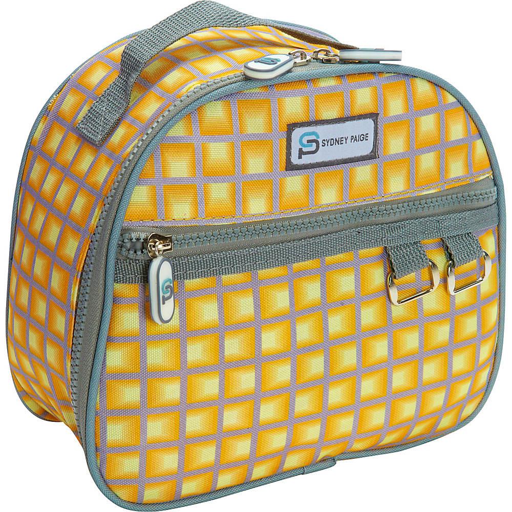 Sydney Paige Buy One Give One Lunch Bag Orange Tunnels Sydney Paige Travel Coolers