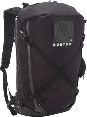 Burton Gorge Pack True Black Cordura - Burton Business & Laptop Backpacks