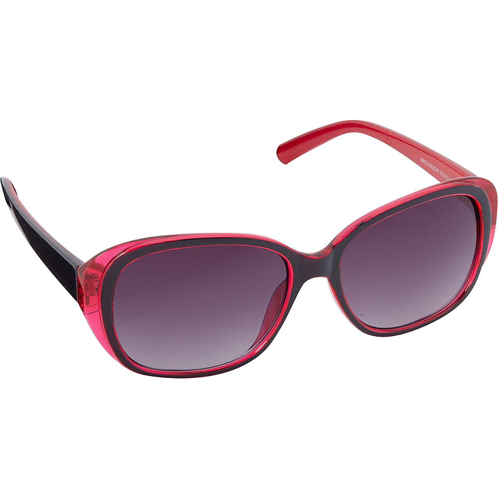 Circus by Sam Edelman Sunglasses Oval Sunglasses Black Pink Circus by Sam Edelman Sunglasses Sunglasses