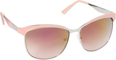 Circus by Sam Edelman Sunglasses Cat Eye Sunglasses Silver/Pink - Circus by Sam Edelman Sunglasses Sunglasses