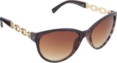 SouthPole Eyewear Cat Eye Sunglasses Tortoise - SouthPole Eyewear Sunglasses