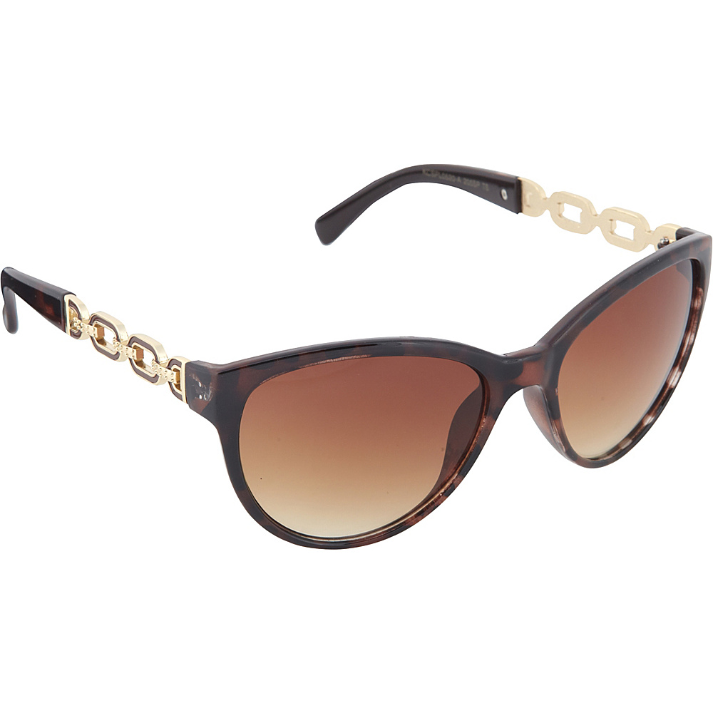 SouthPole Eyewear Cat Eye Sunglasses Tortoise SouthPole Eyewear Sunglasses