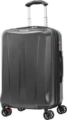 Ricardo Beverly Hills San Clemente 21 inch 4 Wheel Expandable Wheel Aboard Moon Silver - Ricardo Beverly Hills Hardside Carry-On