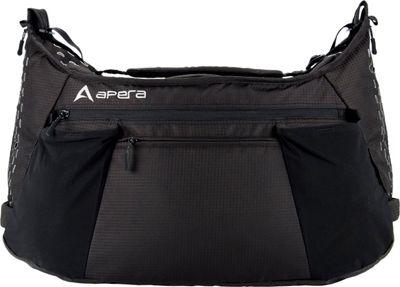 Apera Performance Duffel Black - Apera Gym Duffels