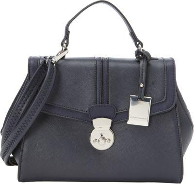 Catherine Malandrino Zoe Crossbody Ink - Catherine Malandrino Manmade Handbags