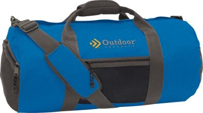 Outdoor Products Utility Duffle - Medium French Blue - Outdoor Products Outdoor Duffels