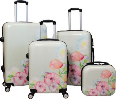 Girls Hardside Luggage and Suitcases - eBags.com