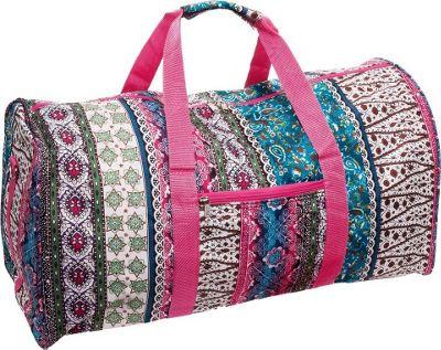 World Traveler Artisan 22 inch Lightweight Duffle Bag Artisan - World Traveler Rolling Duffels