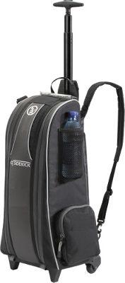Cramer Decker Medical O2 Sidekick Roller Bag/Backpack Black - Cramer Decker Medical Other Sports Bags