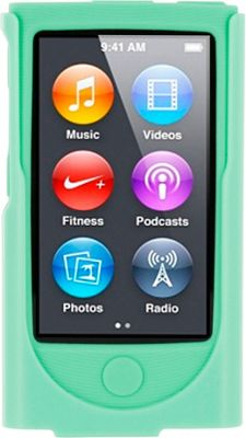 rooCASE Hybrid Case for Apple iPod Nano 7 Green - rooCASE Personal Electronic Cases