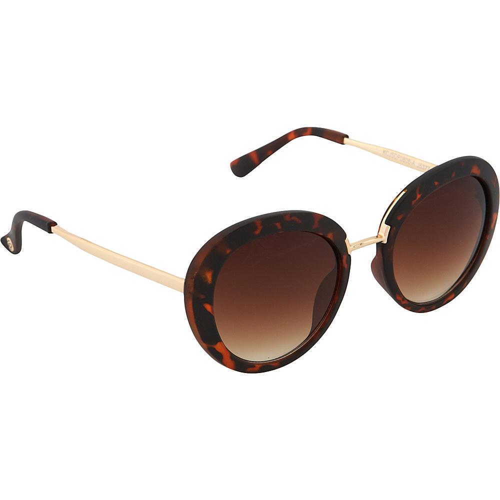 Jessica Simpson Sunwear Vintage Sunglasses Tortoise - Jessica Simpson Sunwear Sunglasses