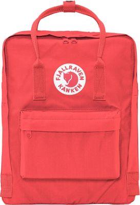Fjallraven Kanken Backpack Peach Pink - Fjallraven Everyday Backpacks