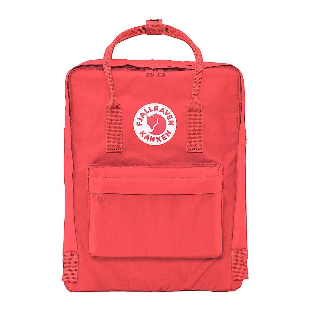 Fjallraven Kanken Backpack Peach Pink - Fjallraven Everyday Backpacks - Backpacks, Everyday Backpacks