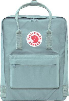 Fjallraven Kanken Backpack Sky Blue - Fjallraven Everyday Backpacks