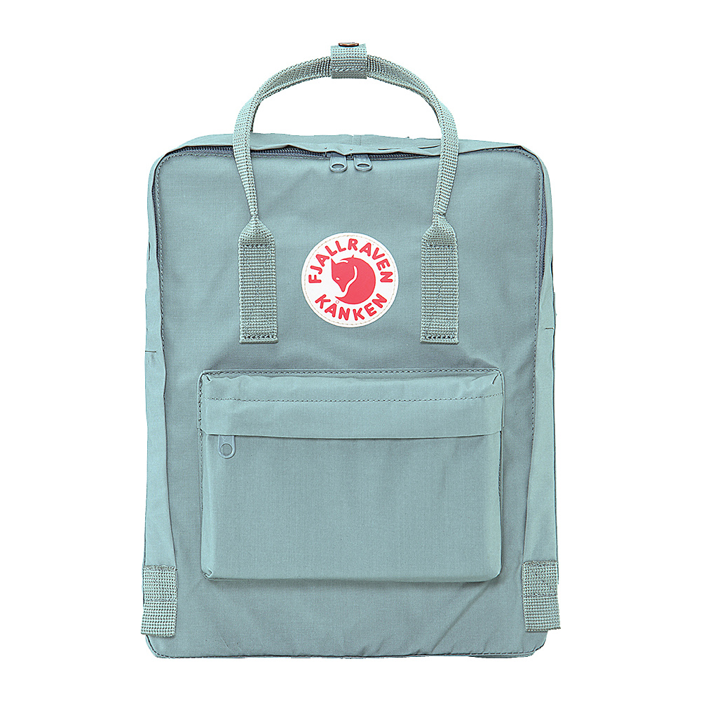 Fjallraven Kanken Backpack Sky Blue - Fjallraven Everyday Backpacks