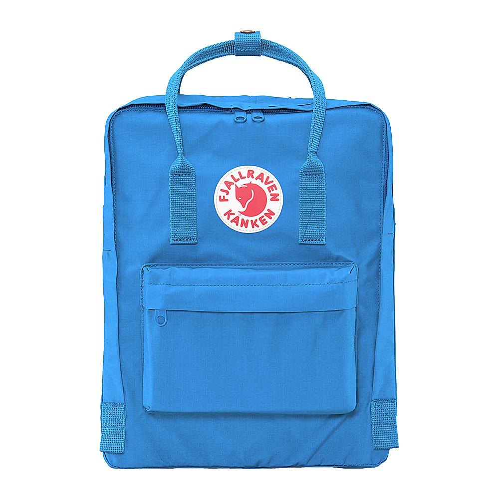 Fjallraven Kanken Backpack UN Blue - Fjallraven Everyday Backpacks - Backpacks, Everyday Backpacks