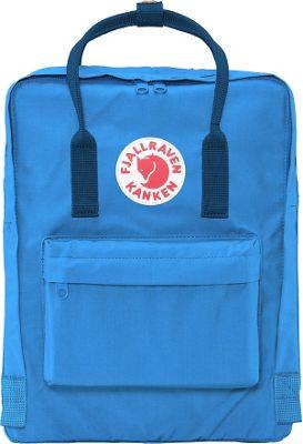 Fjallraven Kanken Backpack UN Blue-Navy - Fjallraven Everyday Backpacks