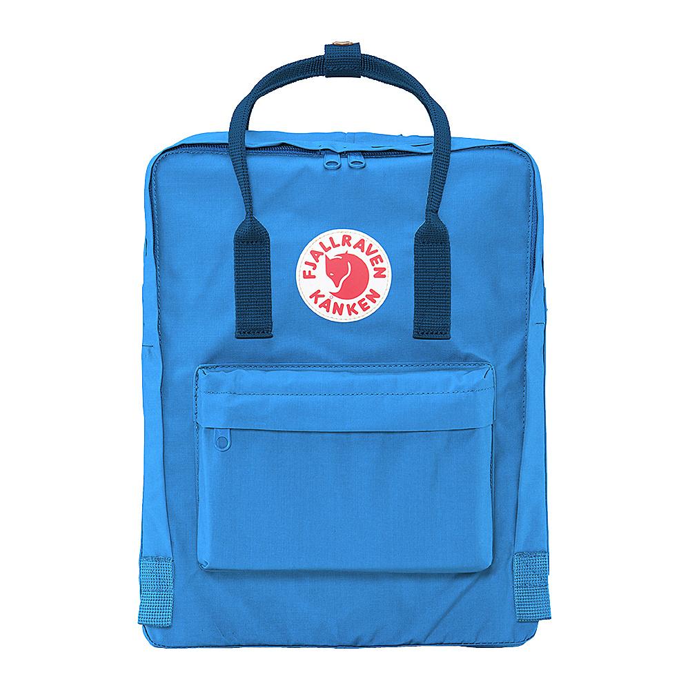 Fjallraven Kanken Backpack UN Blue Navy Fjallraven Everyday Backpacks