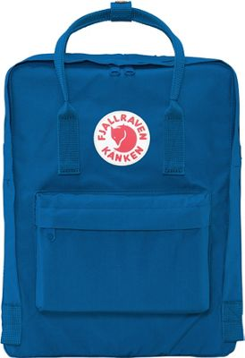 Fjallraven Kanken Backpack Lake Blue - Fjallraven Everyday Backpacks
