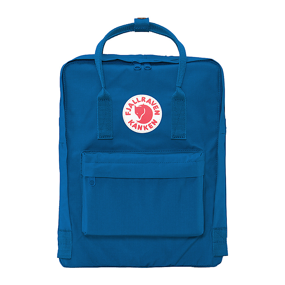 Fjallraven Kanken Backpack Lake Blue - Fjallraven Everyday Backpacks - Backpacks, Everyday Backpacks