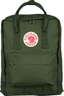 Fjallraven Kanken Backpack Forest Green - Fjallraven Everyday Backpacks